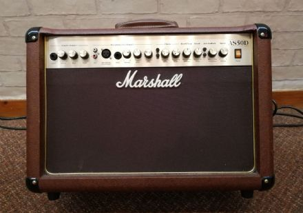 Marshall AS50D 50w Acoustic Amp (PRE-OWNED)